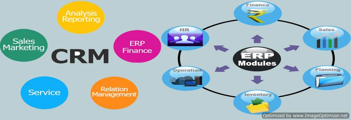 ERP AND CRM Service NCR