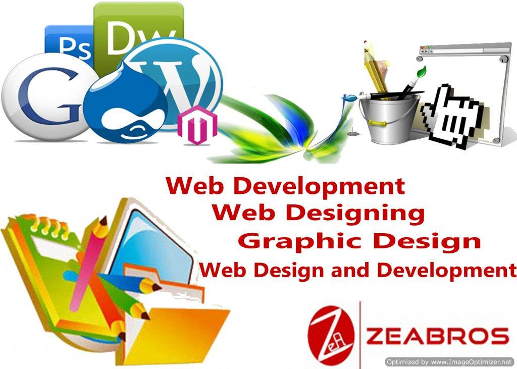 Web Design and Development in Delhi NCR