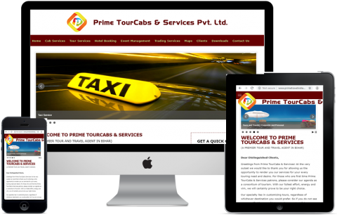 Prime Tour Cabs & Services Pvt. Ltd.