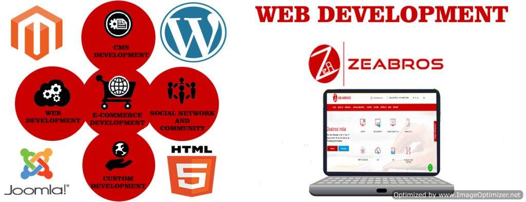 Web Development Port Blair